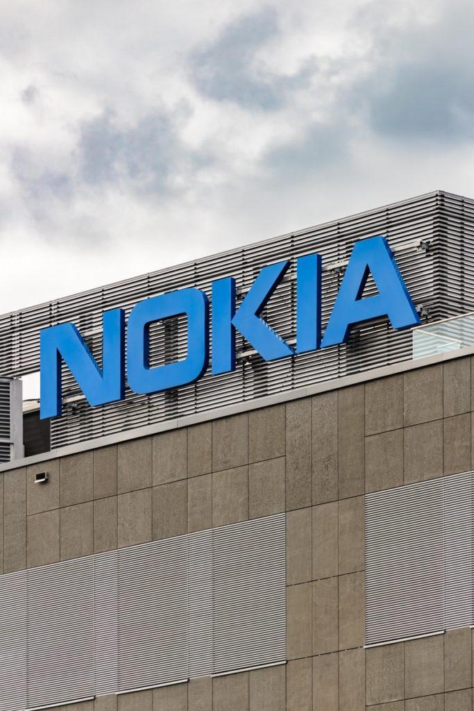 Nokia building photograph nokia smart node
