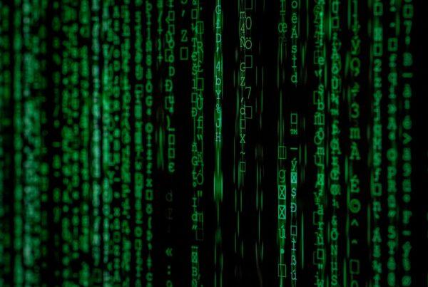 Matrix movie still creating secure passwords