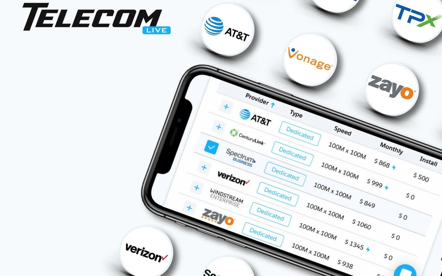 telecom.live 5G TELECOM.LIVE Shop